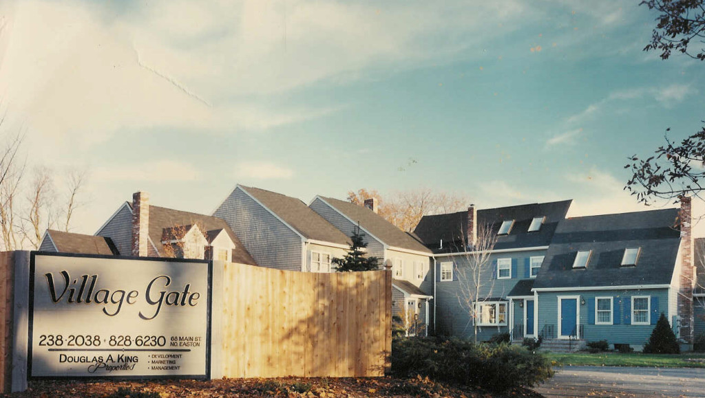 Village Gate, South Easton MA 02375