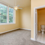 Photograph of Bedroom at 8 Lincoln Street, Unit 202, North Easton MA