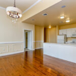 Photograph of Dining Room/Kitchen at 8 Lincoln Street, Unit 202, North Easton MA