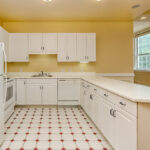 Photograph of Kitchen at 8 Lincoln Street, Unit 202, North Easton MA